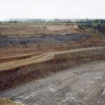Die Grube im Sommer 2004