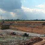 Blick in die Grube, Mai 2006