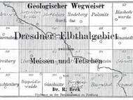 Beck, 1897. Geologischer Wegweiser