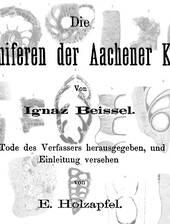 I. Beissel über die Foraminiferen der Aachener Kreide
