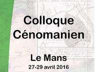 Cenoman-Symposium 2016 in Le Mans