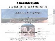 Geinitz erster Teil von 1839