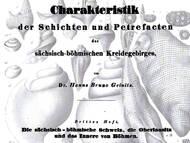 Geinitz dritter Teil von 1842