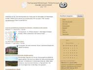 Webseite der Fachgruppe Dresden