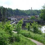 Gelände am ehemaligen Forsthaus an der Hegereiterbrücke