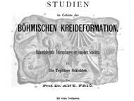 A. Fritsch über die turonen bis coniacen Schichten der Teplitzer Formation - Koschtitzer Platte