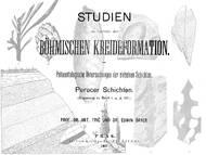 A. Fritsch: Perucer Schichten (Ergänzung zu Band I von 1869)