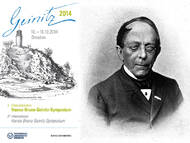 3. Internationales Hanns-Bruno-Geinitz-Symposium - Dresden, 16. - 18.10.2014