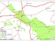 Geologische Übersichtskarte (LfULG): Aufschlüsse in der Elbtalkreide 2009/2010: Teil 2