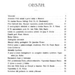 Inhalt/Obsah zum Fritsch-Gedenkband