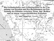 Über vermeintliche tektonische Zeugnisse im Elbtal