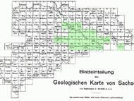 Unter der Leitung von Hermann Credner: Geologische Landesdurchforschung von Sachsen
