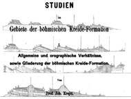 J. Krejci: Geologie der böhmischen Kreideformation