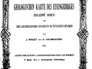 Über den böhmisch-mährischen Gebirgszug