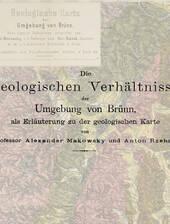 Geologie von Südböhmen/Mähren bei Brno (Brünn)