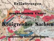 Naumman & Cotta, 1846: Geognostische Specialcharte; Abb.: Benutzer Lysippos auf commons.wikimedia.org