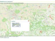 Aufschlussrecherche mit OpenStreetMap: aktuelle Strassenbaustellen