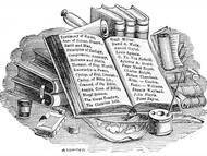 Die paläontologische Literatur (Kreide) von Sachsen