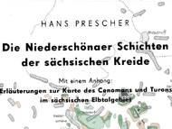 Auszug aus der Dissertation: Die Niederschönaer Stufe der sächsischen Kreide von 1954