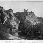 Die Begerburg um 1900