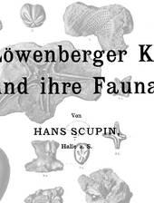 H. Scupin über die Kreideformation in Lwówek Slaski (Löwenberg in Schlesien)