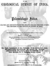 Monographie von F. Stoliczka über die Kreide-Ammoniten von Indien