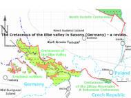 Tröger: Rückblick auf die Kreideforschung in Sachsen - Lizenz: Attribution-NonCommercial-ShareAlike 2.5 Generic (CC BY-NC-SA 2.5); URL: http://creativecommons.org/licenses/by-nc-sa/2.5/deed.en